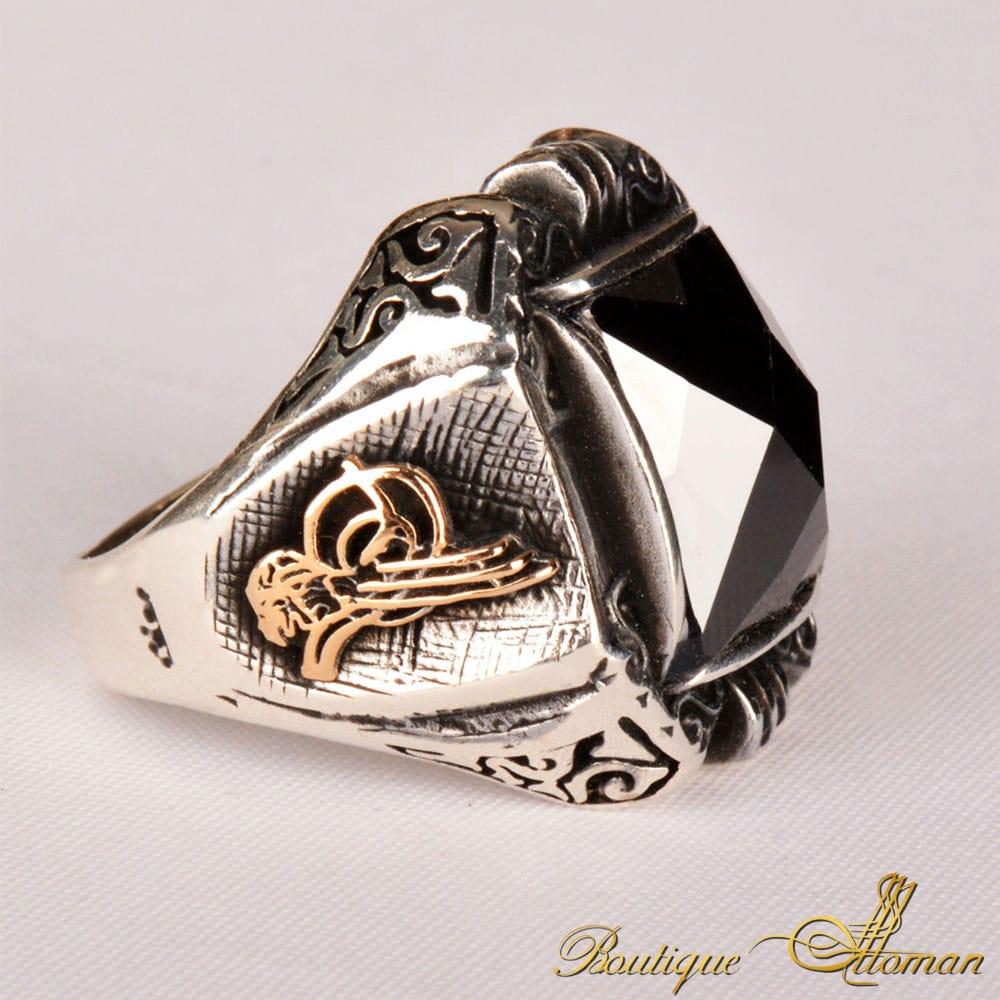 skull dual rings jewelry product man top ring steel size mentitanium head men stainless punk quality male