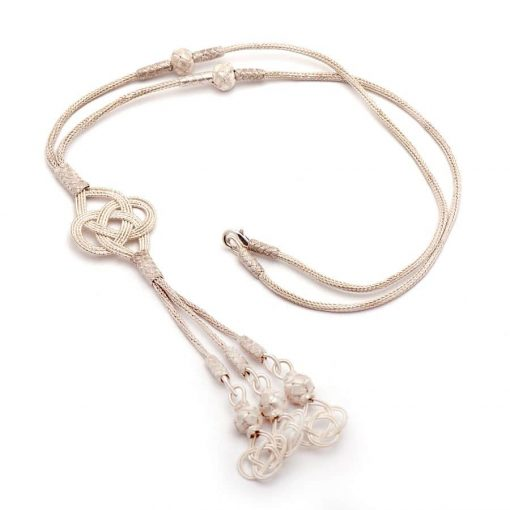 handmade silver necklace uk