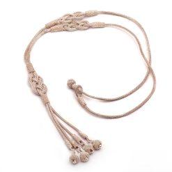 pure silver necklace