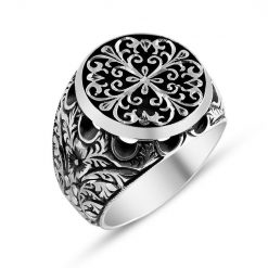 handmade men ring