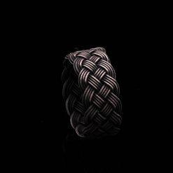 Handmade Knot Ring