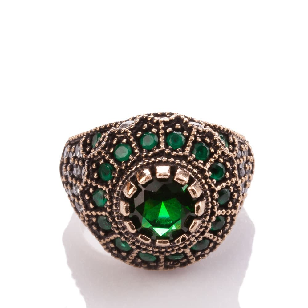 ottoman princess emerald ring by boutique ottoman