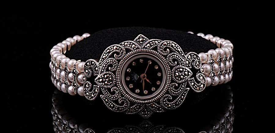 Silver Women's Watch