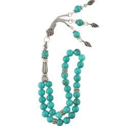 Turquoise Stone Prayer Beads