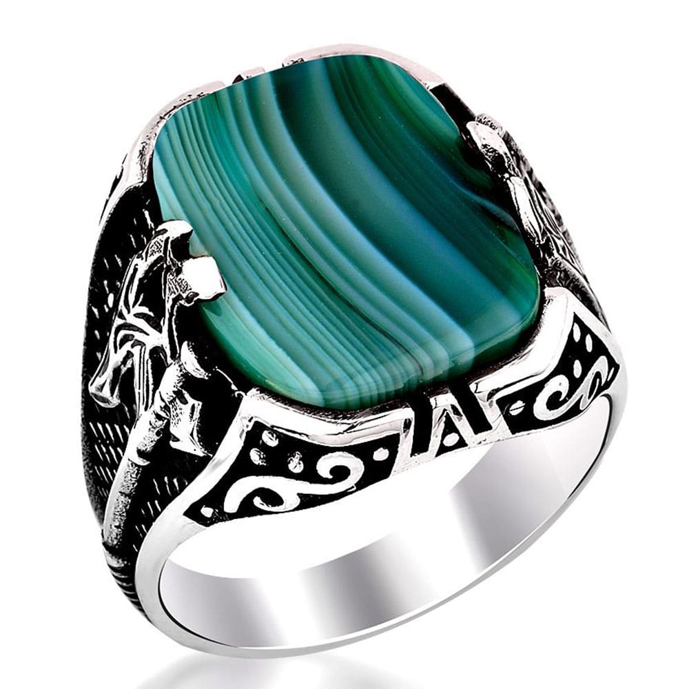 handmade zultanit ring collection silver jewellery sterling mens men sepetciler s