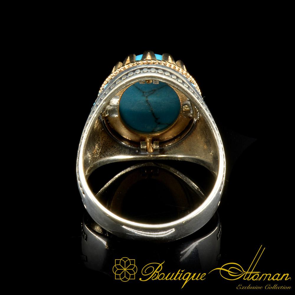 Royal Collection Feroza Ring No 1 Boutique Ottoman Exclusive