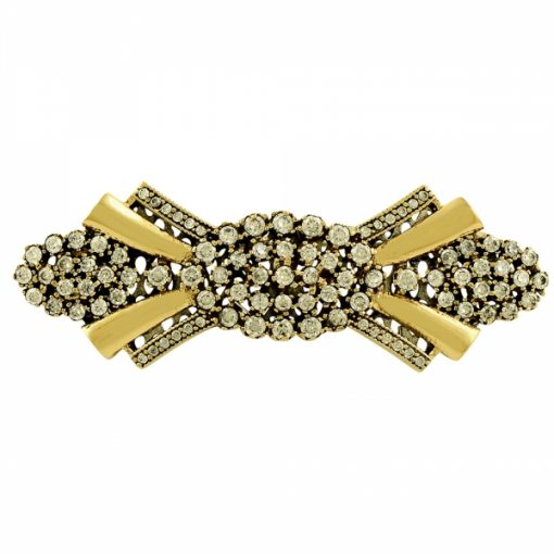 Ottoman Style Brooch by Boutique Ottoman Exclusive Silver Brooches and Pins Collection BOW-8081