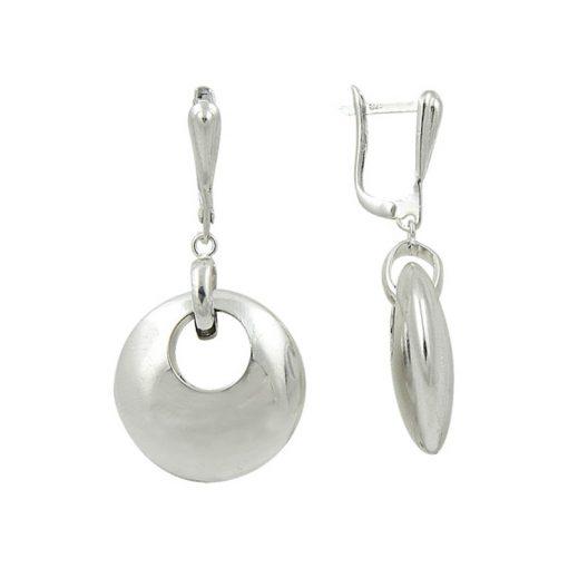 Earrings - Turkish Silver Jewelry - BOW-4223