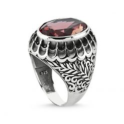 Zultanite Color Change Turkish Stone-Zultania Men's Ring