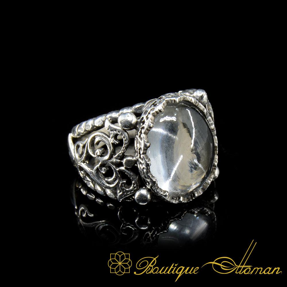 Original Dur Al Najaf Silver Men Ring