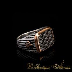 Rectangle-Micro-Black-Swarovski-Men-Ring-6