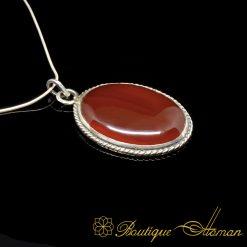 Red-Liver-Aqeeq-Pendant-Yemeni-Aqeeq-Pendant-925-Sterling-Silver-Handmade