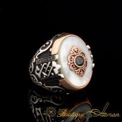 Orient Nacre Exclusive Men Ring