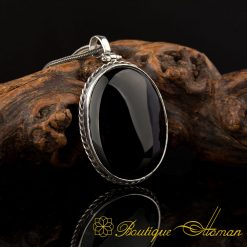 Black-Aqeeq-Onyx-Locket-Pendant-in-925-Sterling-Silver