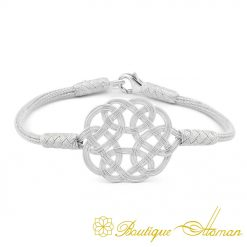 Kazaz Hand Knitted Bracelet-13