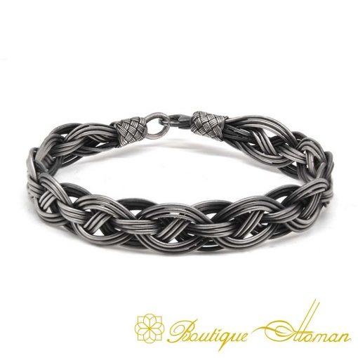 Kazaz Hand Knitted Bracelet-14