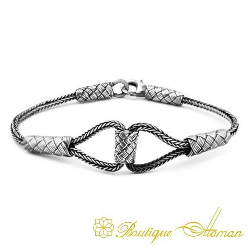 Kazaz Hand Knitted Bracelet-2